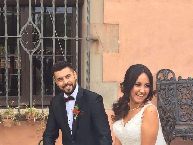 La boda de Josep y Raquel en La Garriga, Barcelona 2