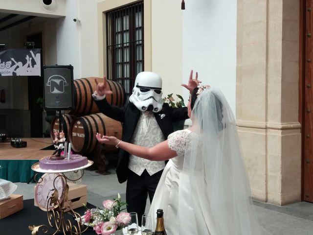 La boda de Manu y Anabel en Jerez De La Frontera, Cádiz 2
