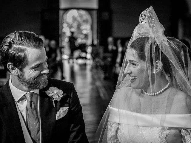 La boda de Amy y Tomás