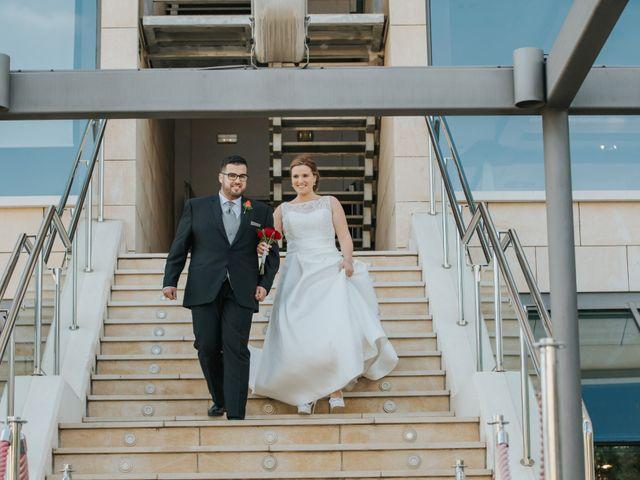 La boda de Jose Luis y Nuria en Yecla, Murcia 5