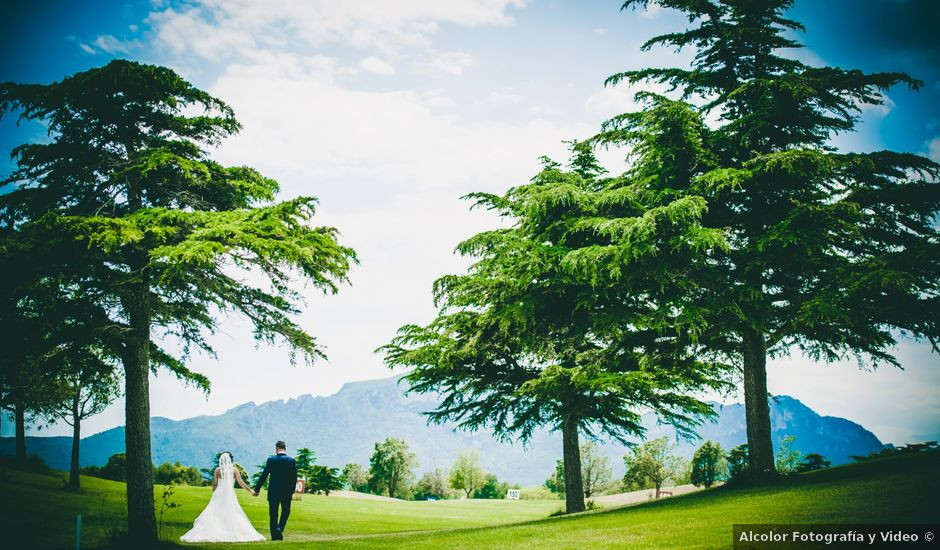 La boda de Francisco y Samantha en Mont-roig Del Camp, Tarragona