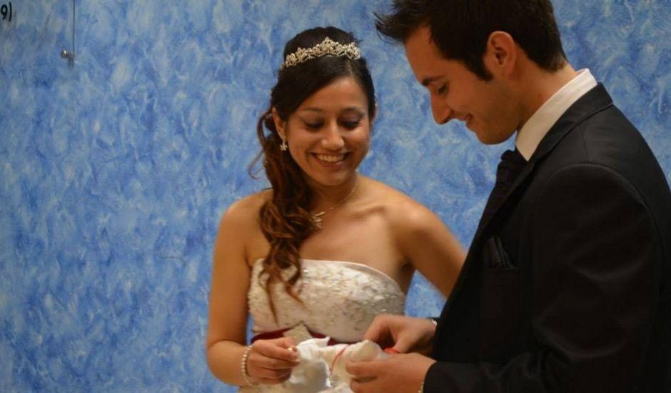 La boda de Josué y Muriel en Elda, Alicante