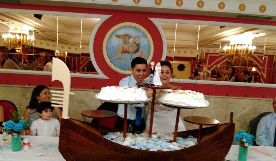 La boda de Fabián  y Natalia  en Cuatro Caminos, Alicante