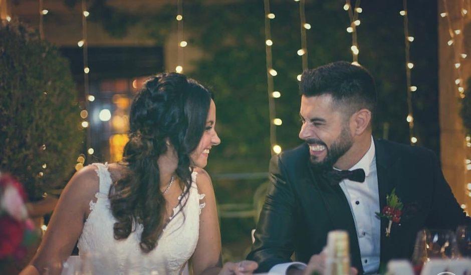 La boda de Josep y Raquel en La Garriga, Barcelona
