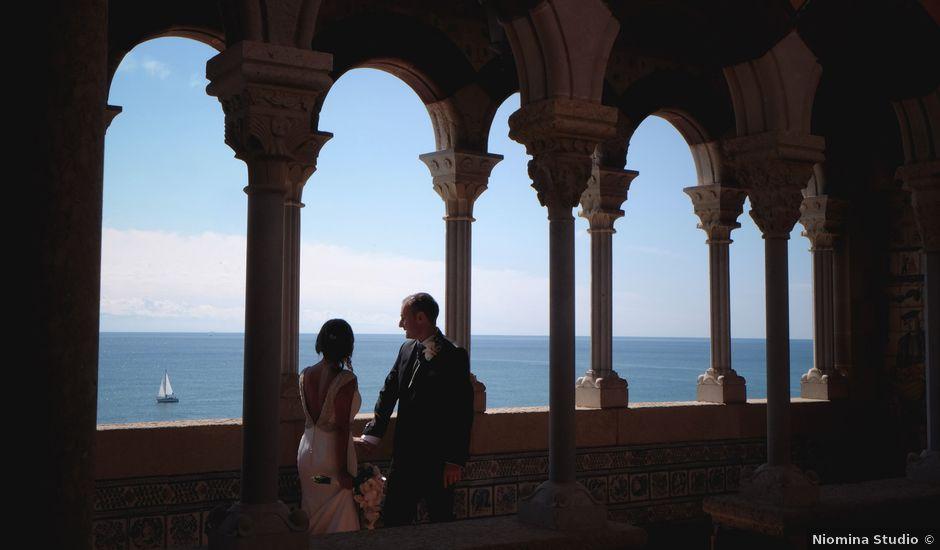 La boda de Agustí y Marián en Sitges, Barcelona