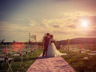 La boda de Melodie y Juanjo