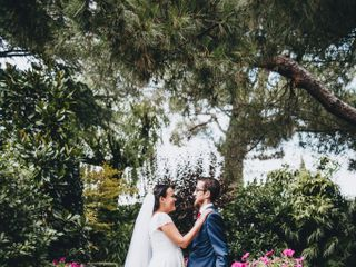 La boda de Irene y Gonzalo