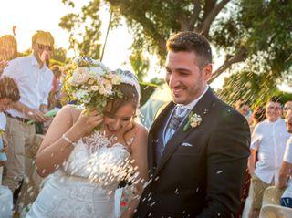 La boda de Alicia y Dani