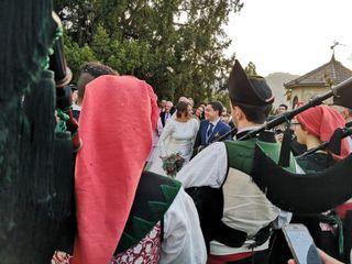 La boda de Carol y Pol