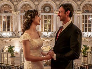 La boda de Amanda y Marco