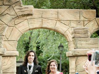 La boda de Natalia y Adrian 1