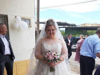 La boda de Romina y Xavoer 1
