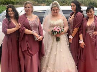 La boda de Romina y Xavoer 2