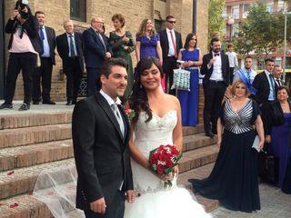 La boda de Moira y Sergio