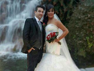La boda de Moira y Sergio 2