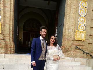 La boda de Sara y Juanma 1