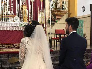 La boda de Sara y Juanma 2