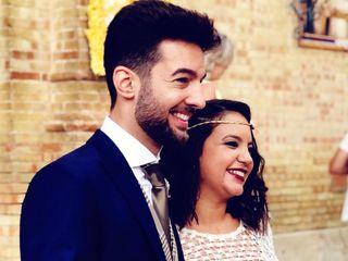 La boda de Sara y Juanma