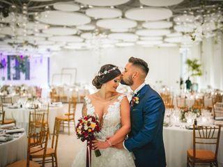 La boda de Adrián y Sheila