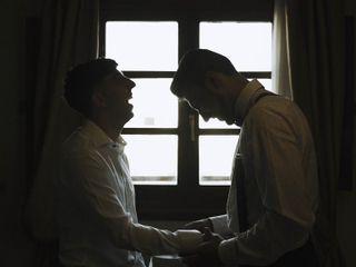 La boda de Hector y Carlos 1