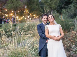 La boda de Olga y Alex