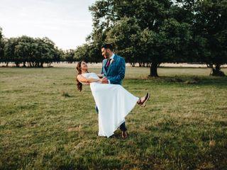 La boda de Diego y Diana
