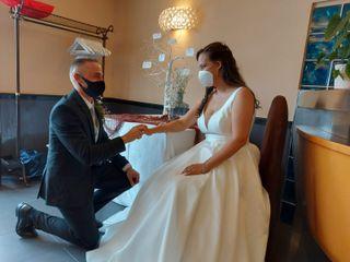 La boda de Irene y Gabriel