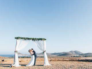 La boda de Rocío y Xixo