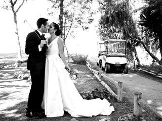 La boda de Sonia y Seve