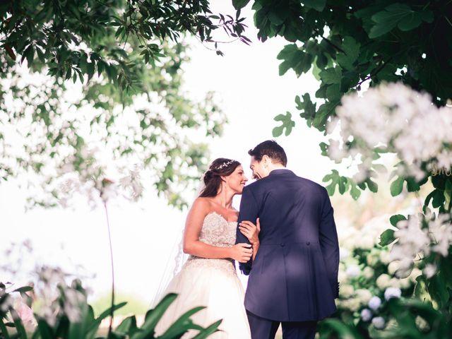 La boda de Marta y Esteban