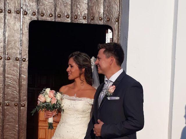 La boda de Alex y Andrea en Sanlucar Del Guadiana, Huelva 1