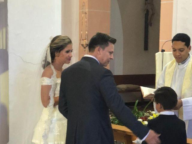 La boda de Alex y Andrea en Sanlucar Del Guadiana, Huelva 2