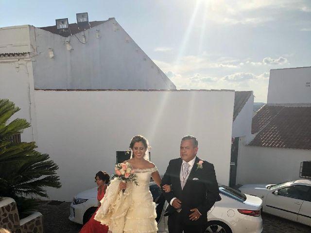 La boda de Alex y Andrea en Sanlucar Del Guadiana, Huelva 3