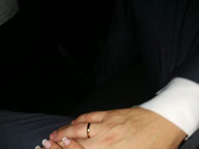 La boda de Alex y Andrea en Sanlucar Del Guadiana, Huelva 4