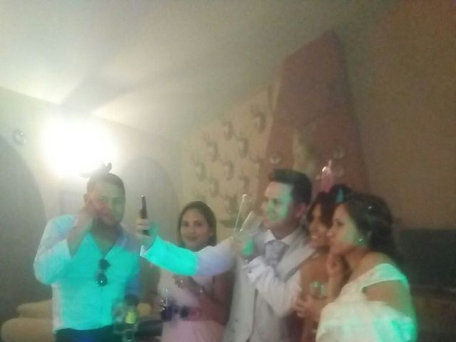 La boda de Alex y Andrea en Sanlucar Del Guadiana, Huelva 6
