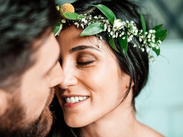 La boda de Rubén y Victoria
