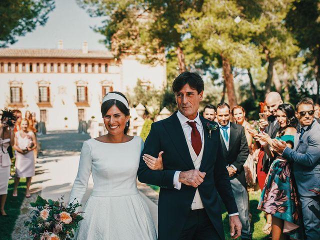 La boda de Alfon y Carla  en Ribarroja del Turia, Valencia 3