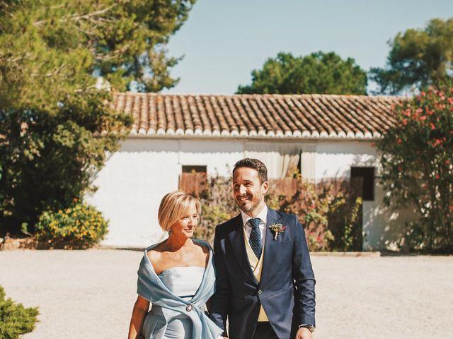 La boda de Alfon y Carla  en Ribarroja del Turia, Valencia 4