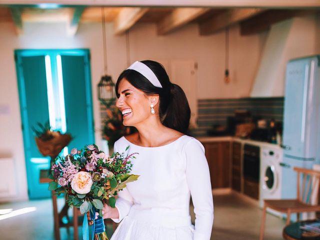 La boda de Alfon y Carla  en Ribarroja del Turia, Valencia 1