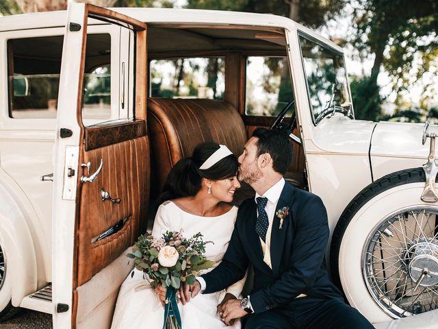 La boda de Alfon y Carla  en Ribarroja del Turia, Valencia 6