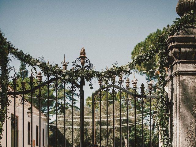 La boda de Alfon y Carla  en Ribarroja del Turia, Valencia 2