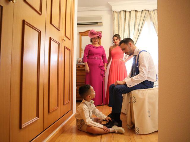 La boda de Yeray y Ana en Alora, Málaga 8