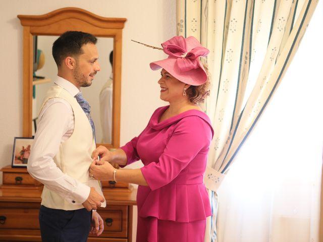 La boda de Yeray y Ana en Alora, Málaga 9