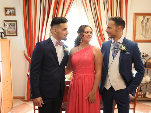 La boda de Yeray y Ana en Alora, Málaga 14