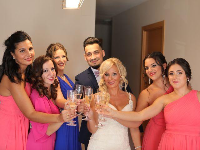 La boda de Yeray y Ana en Alora, Málaga 31