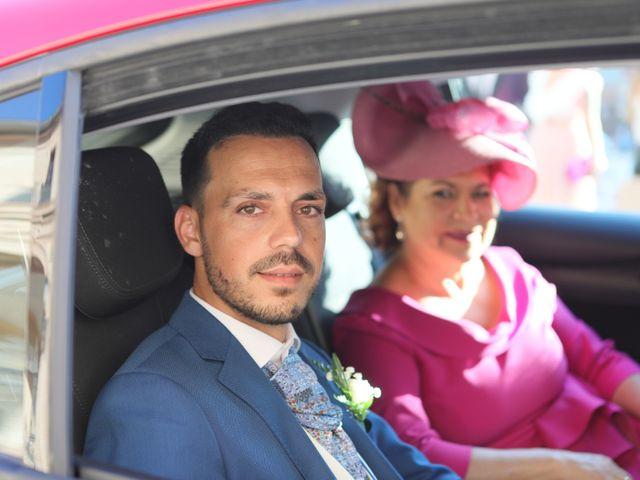 La boda de Yeray y Ana en Alora, Málaga 33