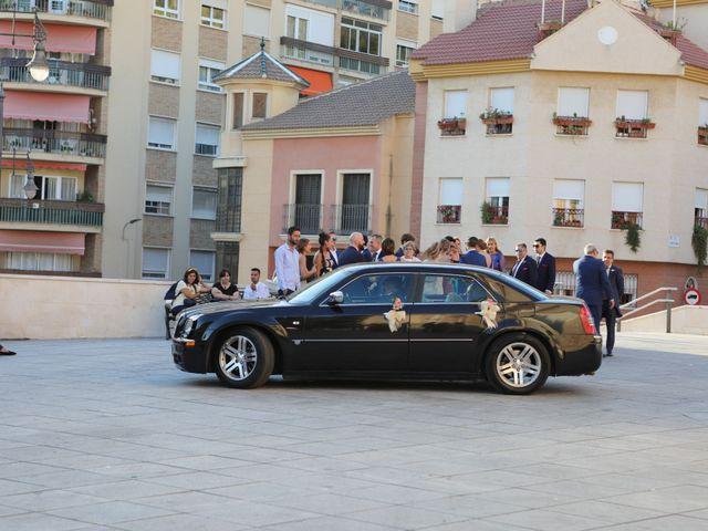 La boda de Yeray y Ana en Alora, Málaga 36
