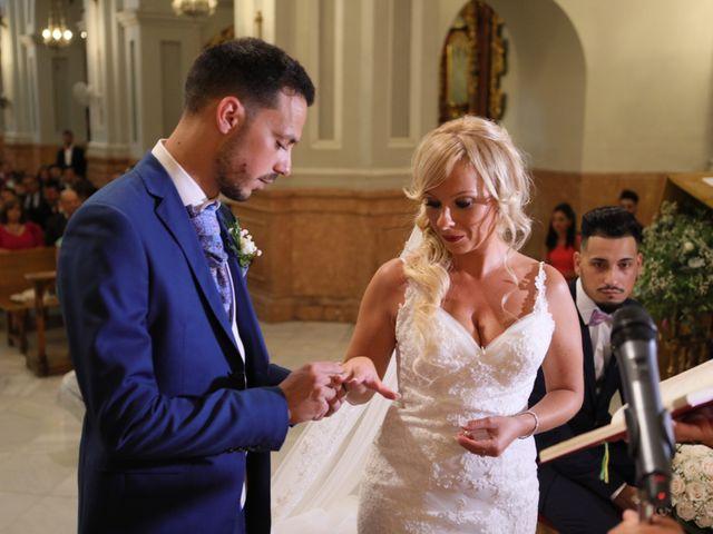 La boda de Yeray y Ana en Alora, Málaga 40