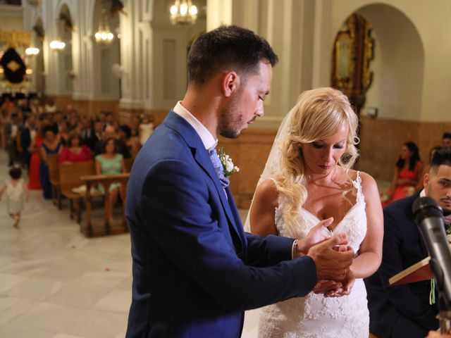 La boda de Yeray y Ana en Alora, Málaga 42