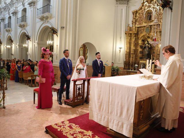La boda de Yeray y Ana en Alora, Málaga 44